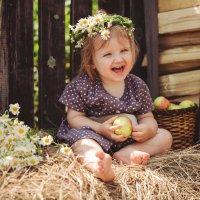Хорошо в деревне летом :: Ольга Емельянова