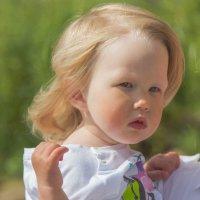 Куколка моя!) :: Лариса Сафонова
