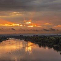 Извержение небес :: Юрий Клишин
