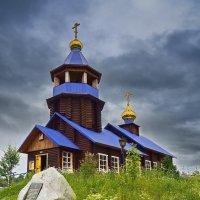 Церковь иконы Божьей матери «Владимирская». :: kolin