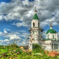 На реконструкции :: Андрей Куприянов