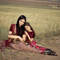 Индийская сказка :: Камилла Демидова
