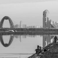 Рыбаки на канале :: Александр