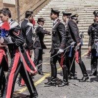 после парада на улицах Рима :: Svetlana AS