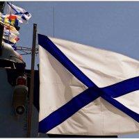 Под российским крестовым флагом... :: Кай-8 (Ярослав) Забелин