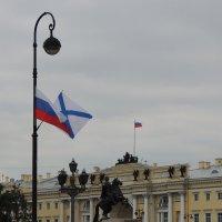 день ВМФ в СПб :: Евгения Чередниченко