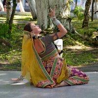 Кусочек Индии на севере :: Елена Третьякова