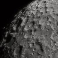 Почти с орбиты Луны))) :: Алексей Поляков