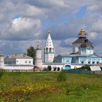 Коломна.Богородице-Рождественский  монастырь :: Наталья Левина