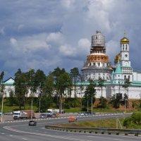 Новоиерусалимский монастырь. Истра :: Наталья Левина