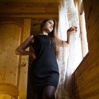 Девушка у окна :: Владимир Ладис