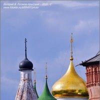 СУЗДАЛЬСКИЕ КУПОЛА :: Валерий Викторович РОГАНОВ-АРЫССКИЙ