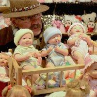 Puppesverkäufer :: Grigory Spivak