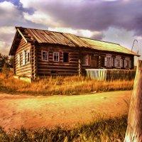 Заброшенный домик :: Anastasiya Ageeva