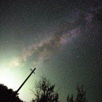 Млечный путь над Байконуром :: Zergotron