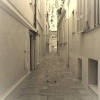 Белая улица. :: Petr Milen