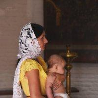 Крещение Макара :: Юлия Романенко