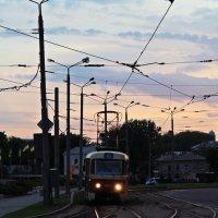 Трамвай :: Евгения Ламтюгова