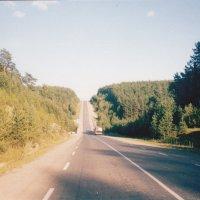 Дорога домой :: Алёна Ануфриева