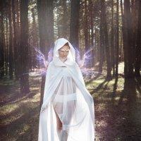 Белый ангел :: Мария Дергунова