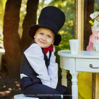 Алиса в стране чудес :: Зоя Kononenko