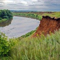 Высокий берег Агидели :: Любовь Потеряхина