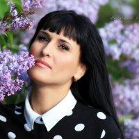 весной :: Елена Лабанова