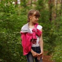 Лесные стеснялки :: Наталья Барышева