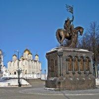 Памятник основателю города Владимира князю Владимиру Красно Солнышко :: muh5257