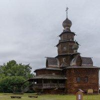 Деревянное зодчество Суздаля :: Олег Манаенков