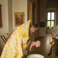 таинство крещения :: Александра Кротикова