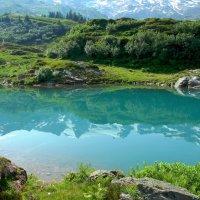 как зеркало, озерная вода :: Elena Wymann