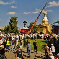 Обыденный Храм, во имя святого равноапостольного князя Владимира. :: Александр Карельский