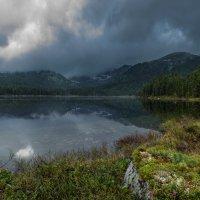 """утро на озере """"Светлом"""" :: Дамир Белоколенко"""