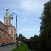 Река Монастырка! :: Светлана Калмыкова