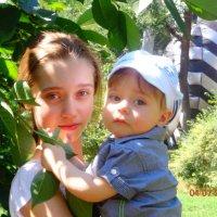 в парке :: Елена Хомкалова