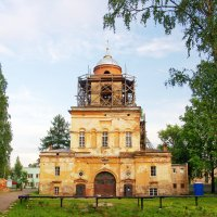 Введенский Тихвинский монастырь :: Ирина Нафаня
