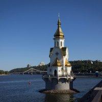 Храм Святителя Николая Чудотворца на водах. :: Андрей Нибылица