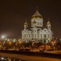 Храм Христа Спасителя :: Александр Педаев