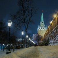 Московский Кремль :: Александр Педаев