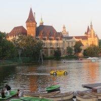 Замок Вайдахуняд, Будапешт :: Людмила