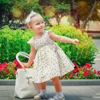 маленькая модница :: Плотникова Юлия