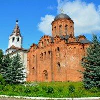 Два храма из двух веков :: Милешкин Владимир Алексеевич
