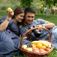 Ролан и Дана :: Бахытжан Акботаев