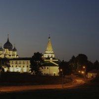 Суздальский кремль :: Евгений