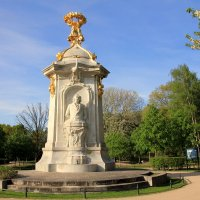 коллективный памятник Бетховену, Моцарту и Гайдну. :: Olga