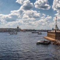 Невские просторы :: Евгений Никифоров