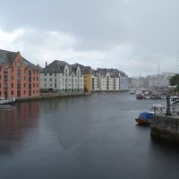 Норвегия, Олесунн (Alesund) :: Lyubov Zomova