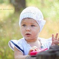 Детство :: Юлия Дмитриева