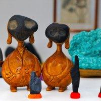 г.Тумэнь (Китай), парк камней. :: Нина Борисова